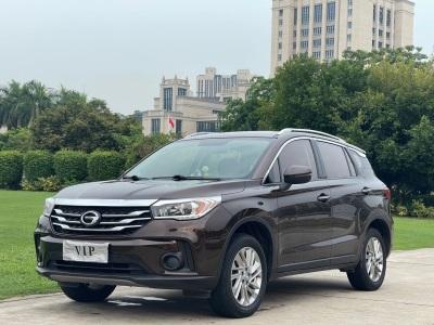 广汽传祺 传祺GS4 2015款 200T G-DCT舒适版